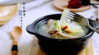 解暑又补钙:冬瓜排骨汤