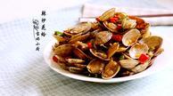 郫县豆瓣酱辣炒花蛤