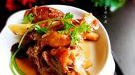 餐桌一抢光:内蒙古卤羊小腿