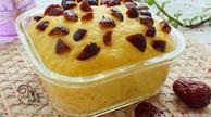 汉族传统美食:南瓜红枣发糕