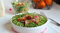 5分钟快手菜:蔬果沙拉
