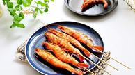 无烟烧烤:电饼铛烤多味虾