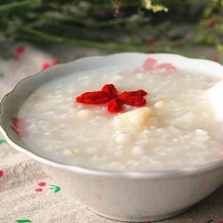 薏米芡实山药粥