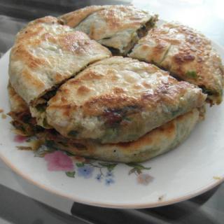 旋饼-山东名小吃