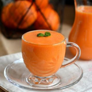 血橙胡萝卜汁