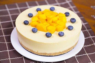 零失败芒果慕斯蛋糕
