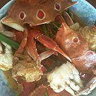 最简单的烧螃蟹