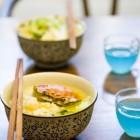 广式海鲜粥