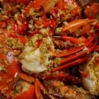 小米辣炒蟹