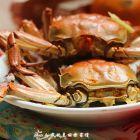 吮指的美味干蒸螃蟹