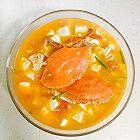 番茄蟹豆腐汤