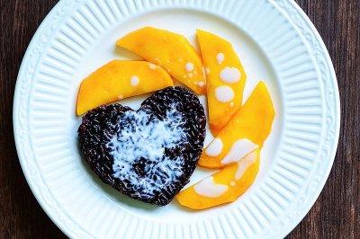 椰浆芒果血糯米饭