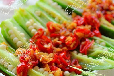 养生大菜黄秋葵