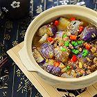粤菜-咸鱼茄子煲