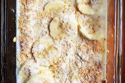 减肥餐:香烤牛奶燕麦香蕉