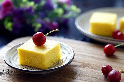 糯米蒸蛋糕