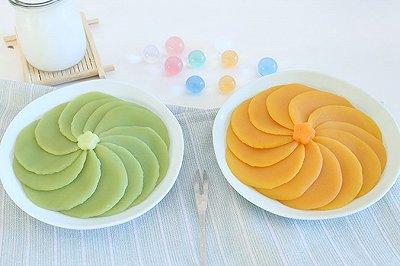 胡萝卜黄瓜饼
