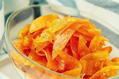无添加开胃小零食:水晶西柚皮