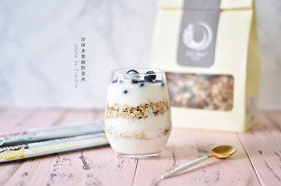 简单健康早餐:纤体水果酸奶麦片