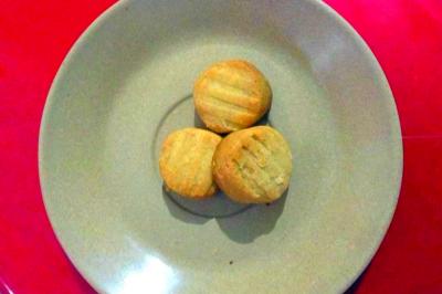 花生酱小香饼