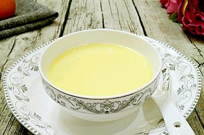 营养好喝的香橙豆浆
