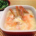 砂锅虾蟹粥(大闸蟹版)