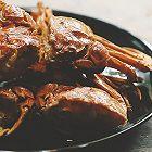 咖喱粉丝蟹