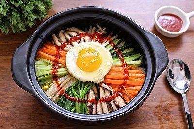 国民老公宋仲基最爱的:石锅拌饭