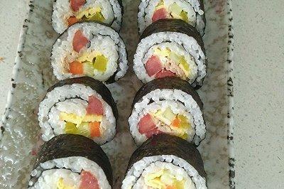 家常寿司卷