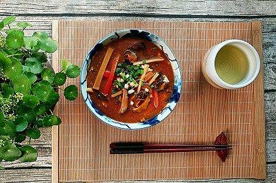 开胃酸辣汤
