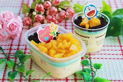 奶油芝士慕斯蛋糕盒