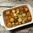 团圆丸子酸辣汤
