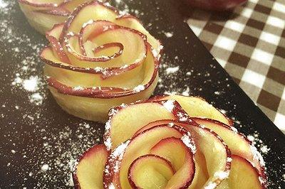 苹果千层酥
