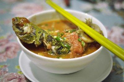 番茄鱼(番茄黄辣丁)