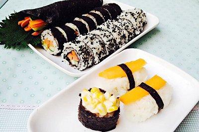 史上最全寿司