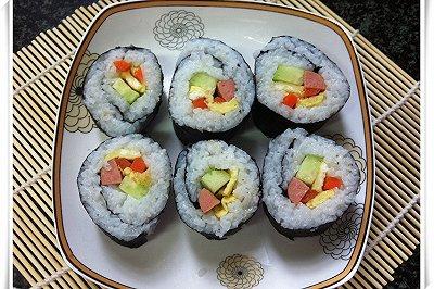 零厨艺简单寿司