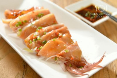 日式烤鱿鱼
