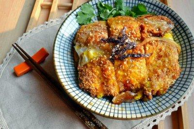 日式猪抓饭