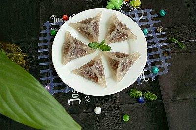 水晶豆沙包