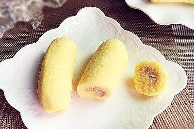 东京香蕉蛋糕
