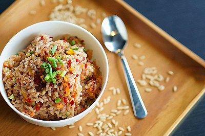 糙米发芽饭
