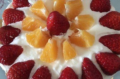 电饭锅版:生日蛋糕