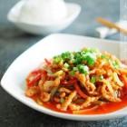 中国必学的菜:鱼香肉丝