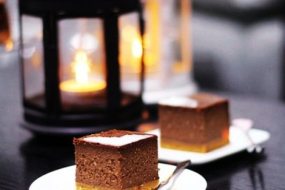 摩卡方芝士蛋糕