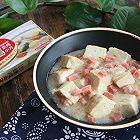 奶炖豆腐火腿