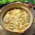 宴客拿手菜:砂锅炖冻豆腐