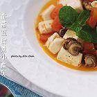 番茄豆腐煮小扇贝