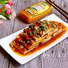 剁椒脆皮豆腐