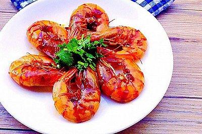 美味的快手菜:油焖大虾