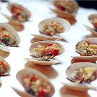 周末烧烤:蒜茸烤花蛤